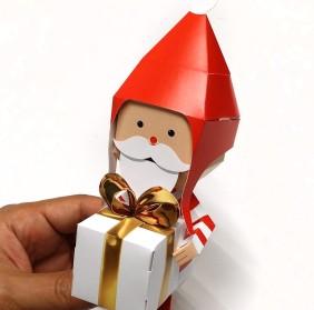 Sticky Monster Santa A